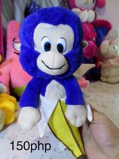 monkey/banana