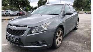 Chevrolet Cruze 1.8 LT Auto