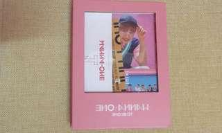 Wanna One To Be One Album Park Woojin Set