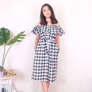 Plaid Dress 4 Ways