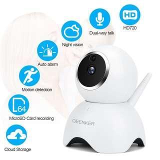 J32) GEENKER Smart HD IP Camera