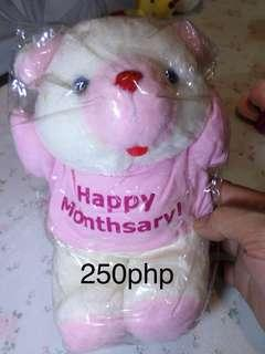 Monthsary Stuffed toy