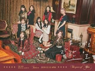 [PRE-ORDER] TWICE 3rd Special Album-The Year Of Yes