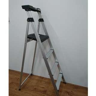 [Clearance 30%] COSCO 4 Steps Folding Step Ladder Lite Solutions Series RSP: $129.9