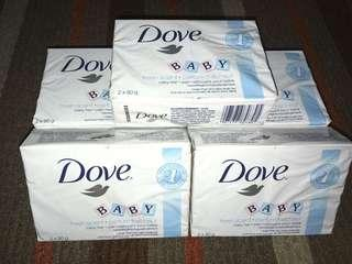 Dove soap for baby