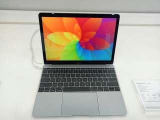 "Kredit Macbook 12"" 256GB tanpa Cc"