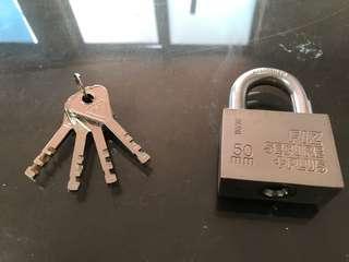 Fiz Secure +Plus Lock