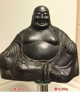 純銅彌勒佛 仿古精品 銅像 佛像