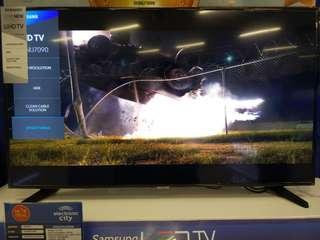 Smart TV LED 65 Inch Samsung 4K HDR Promo Kredit Free 1x Cicilan