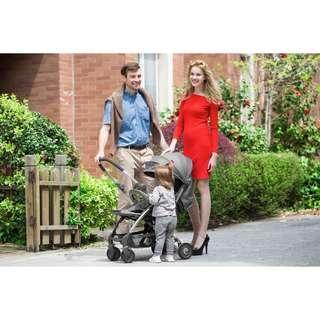 🚚 Bair輕便雙向折疊嬰兒推車 口袋推車 可登機 可坐可平躺 歐盟認證