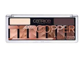 Catrice The Precious Copper Collection Eyeshadow Palette