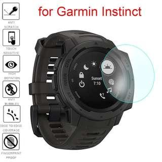 Garmin Instinct Premium Tempered Glass Screen Protector 9H HD