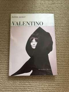 Valentino Fashion Memoir