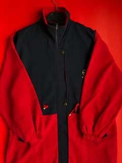 Vintage Red & Blue jacket