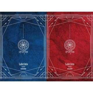 [PRE-ORDER] UP10TION 7th Mini Album-LABERINTO