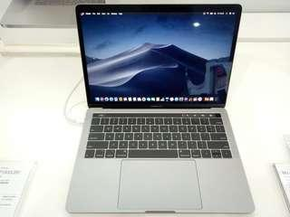 "Kredit MacBook Pro 13"" with Touchbar 512GB Tanpa Cc"