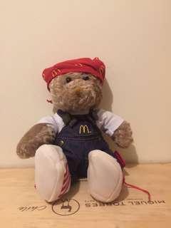 McDonald's Teddy Bear circa1990's