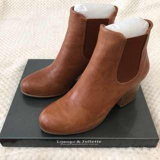 Django & Juliette genuine leather boots
