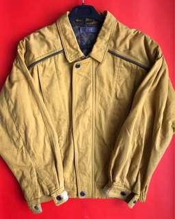 Vintage mustard jacket