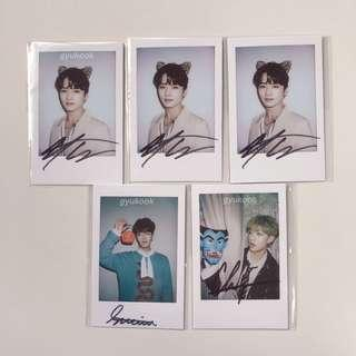 wtt Stray Kids I am you unveil 03 polaroid