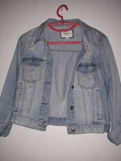 denim jacket forever 21