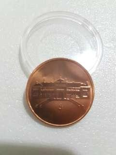 Coin from Australia