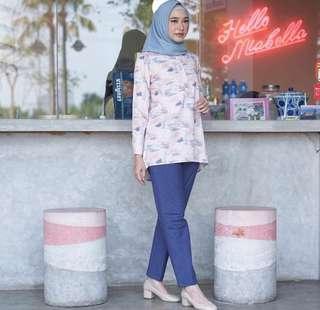 Asha blouse by HL/ Light.clo