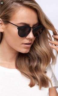 Le Specs Hypnotize sunglasses black