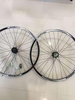 Brand new hope tech XC wheelset