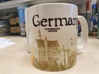 Germany Starbucks icon mug (discontinued)