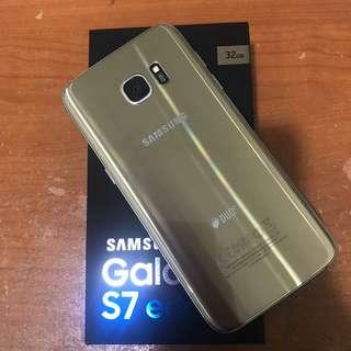 Samsung S7 Edge Dualsim Ex Singapore Bisa Tt