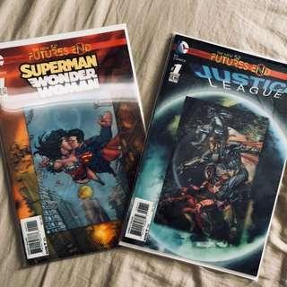 DC the New 52 Futures End #1 One-Shot