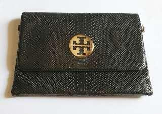Tory Burch Tas Pesta Black