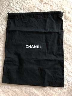 Chanel Dust Bag Size 28 by 35 cm
