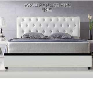 embossing bed frame made to order