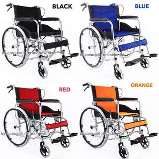 NEW WHEELCHAIR , SELF PROPELLED WHEELCHAIR, EASY STORAGE FOR CAR