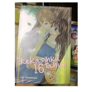 Komik preloved