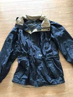Rainbird anaconda rain jacket waterproof wet weather gear hiking camping