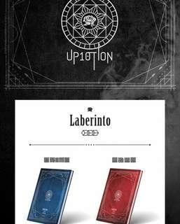 UP10TION 7th Mini Album: Laberinto