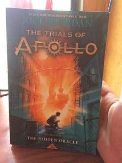 Trials of Apollo: The Hidden Oracle
