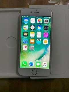 iPhone6 128gb gold
