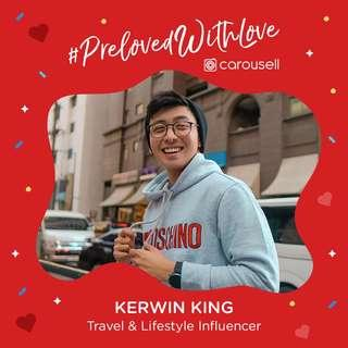Kerwin's Daily #PrelovedwithLove Box