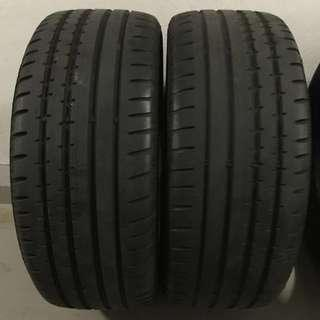 WTS: 4pcs of 16 Inch Continental Tires