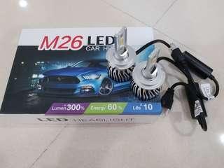 H7 LED Canbus 55W 6000K