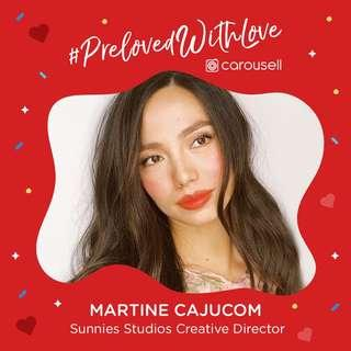 Martine's Selected #PrelovedwithLove Box