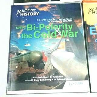 History Unit1 2 3 & 4