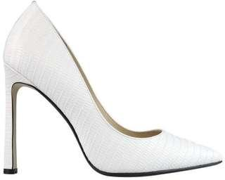 Wittner - Ultimo White Leather Heels EU36