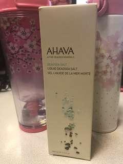 AHAVA DEAD SALT