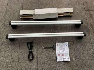 Car Roof Rack - Audi Q5 09
