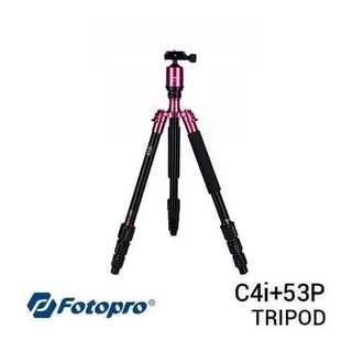 Tripod Fotopro C4i Baru Not Takara Beike Weifeng Sirui